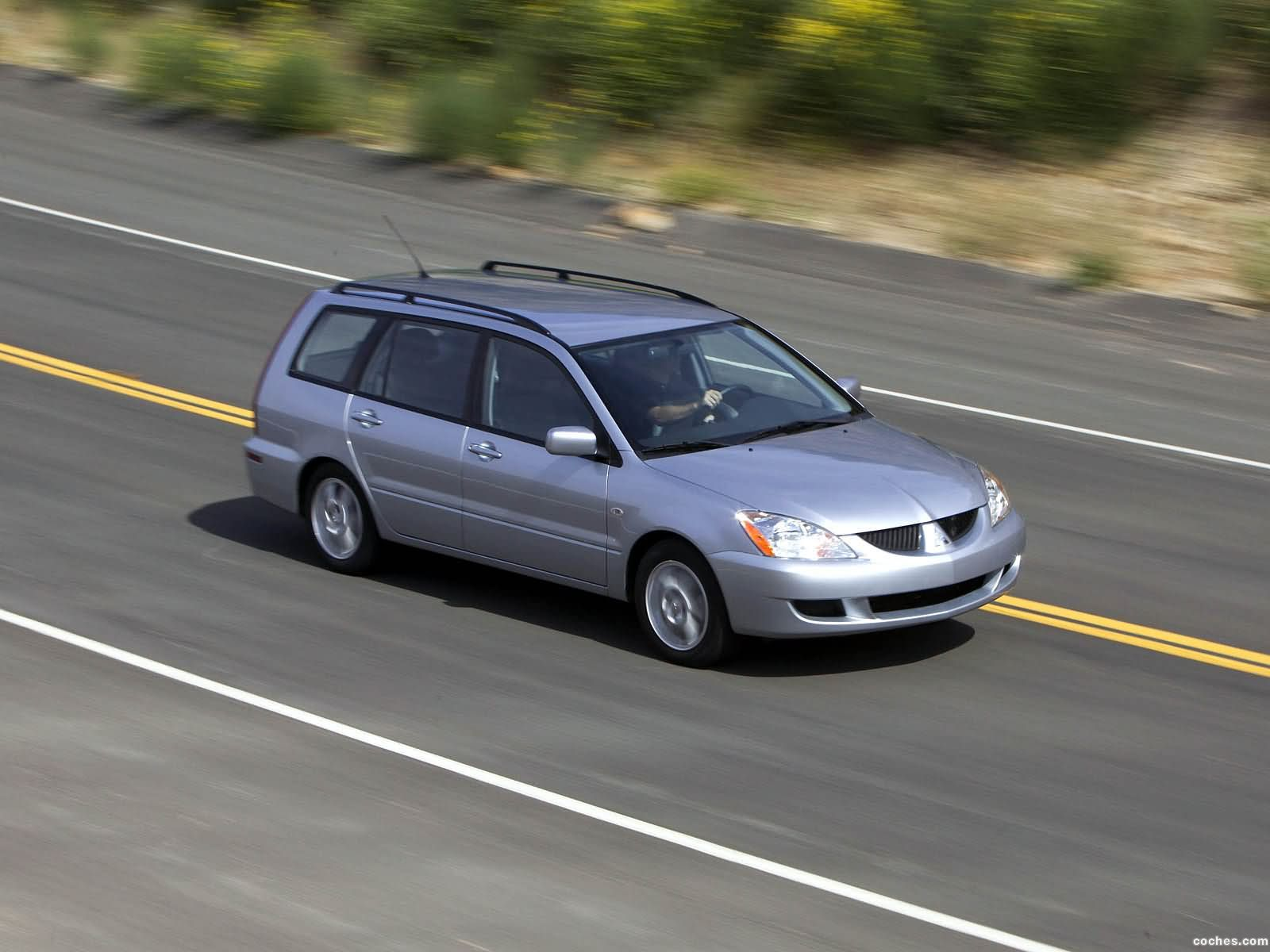 Foto 19 de Mitsubishi Lancer Sportback 2003