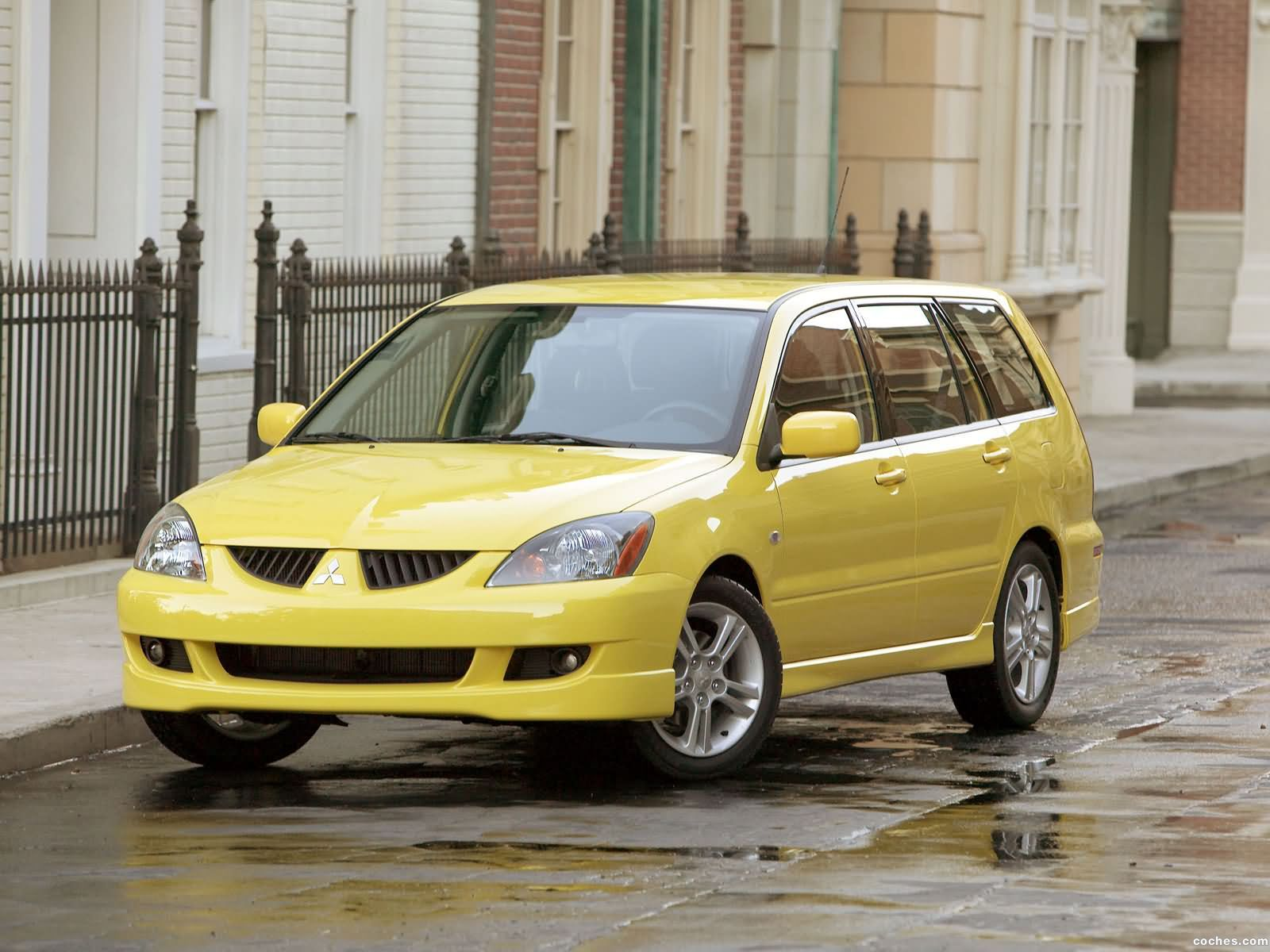 Foto 17 de Mitsubishi Lancer Sportback 2003