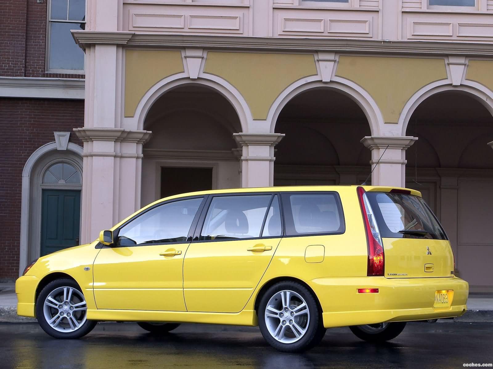 Foto 13 de Mitsubishi Lancer Sportback 2003