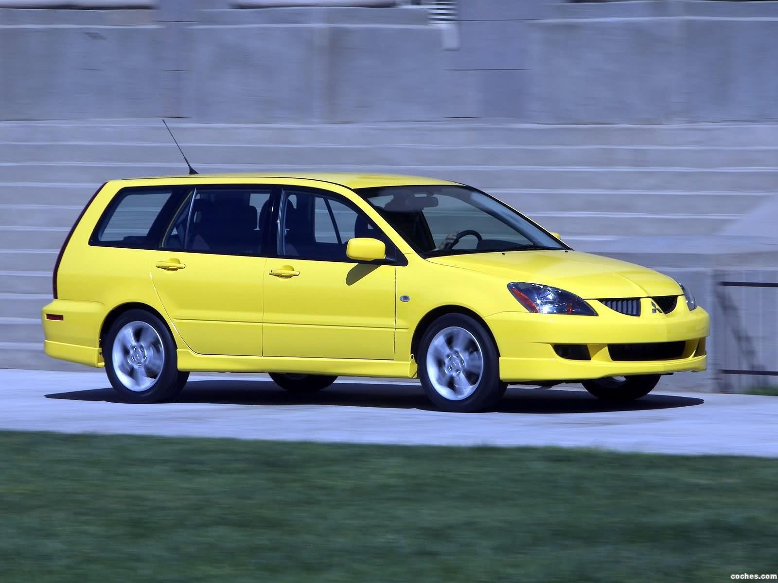 Foto 11 de Mitsubishi Lancer Sportback 2003