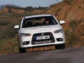 Ver foto 9 de Mitsubishi Lancer Sportback Ralliart 2009