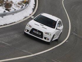 Ver foto 8 de Mitsubishi Lancer Sportback Ralliart 2009