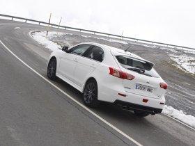 Ver foto 7 de Mitsubishi Lancer Sportback Ralliart 2009