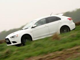 Ver foto 11 de Mitsubishi Lancer Sportback Ralliart UK 2009