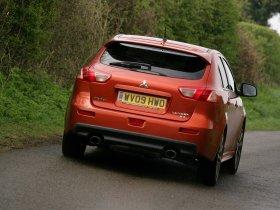 Ver foto 10 de Mitsubishi Lancer Sportback Ralliart UK 2009