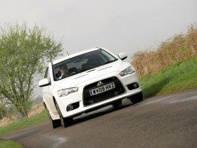 Ver foto 5 de Mitsubishi Lancer Sportback Ralliart UK 2009