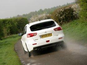 Ver foto 4 de Mitsubishi Lancer Sportback Ralliart UK 2009