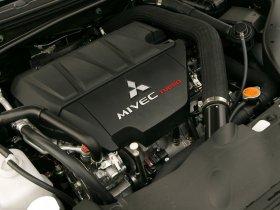 Ver foto 20 de Mitsubishi Lancer Sportback Ralliart UK 2009