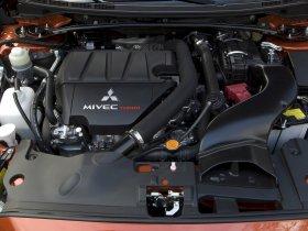 Ver foto 19 de Mitsubishi Lancer Sportback Ralliart UK 2009