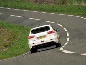 Ver foto 17 de Mitsubishi Lancer Sportback Ralliart UK 2009