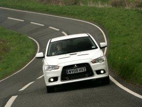 Ver foto 16 de Mitsubishi Lancer Sportback Ralliart UK 2009