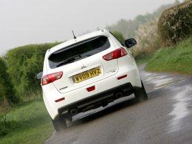 Ver foto 15 de Mitsubishi Lancer Sportback Ralliart UK 2009
