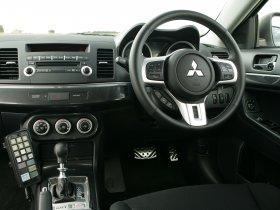 Ver foto 11 de Mitsubishi Lancer Sportback UK Police 2009