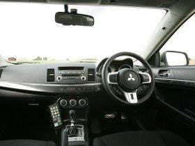Ver foto 10 de Mitsubishi Lancer Sportback UK Police 2009