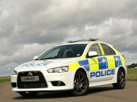 Ver foto 8 de Mitsubishi Lancer Sportback UK Police 2009