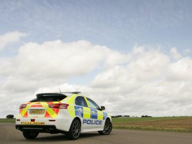 Ver foto 5 de Mitsubishi Lancer Sportback UK Police 2009