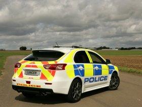 Ver foto 3 de Mitsubishi Lancer Sportback UK Police 2009
