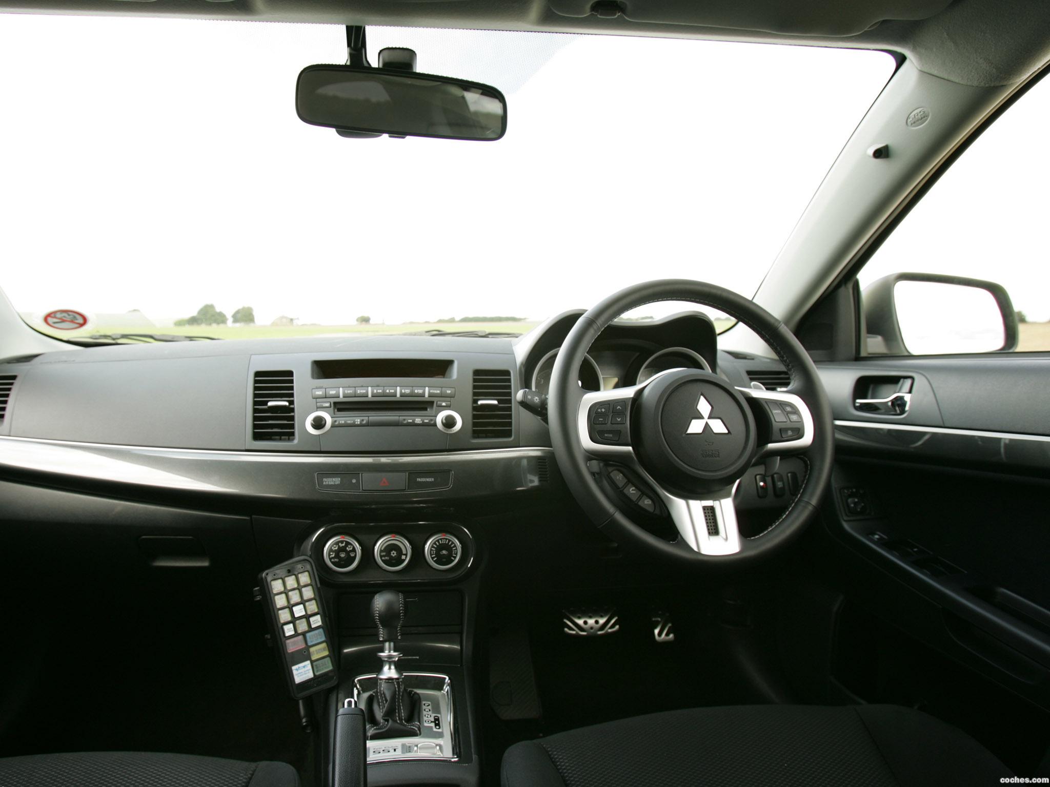 Foto 9 de Mitsubishi Lancer Sportback UK Police 2009