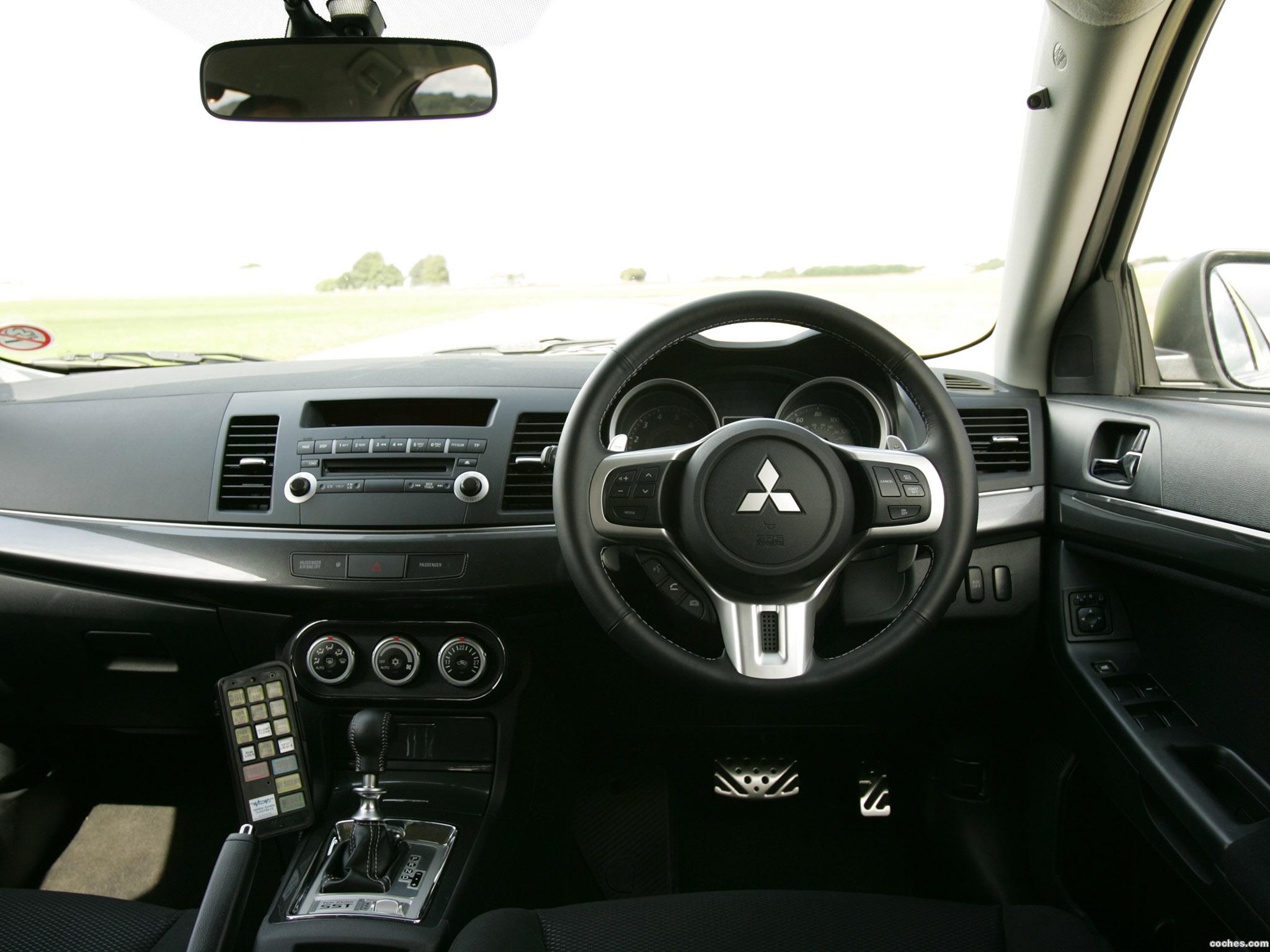Foto 8 de Mitsubishi Lancer Sportback UK Police 2009