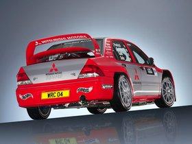 Ver foto 7 de Mitsubishi Lancer WRC 1985