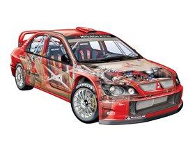 Ver foto 5 de Mitsubishi Lancer WRC 1985