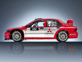 Ver foto 3 de Mitsubishi Lancer WRC 1985