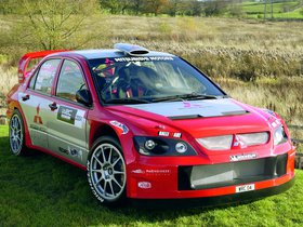 Ver foto 2 de Mitsubishi Lancer WRC 1985