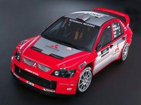 Fotos de Mitsubishi Lancer WRC 1985