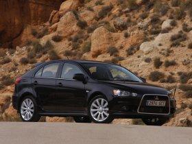 Ver foto 7 de Mitsubishi Lancer Sportback 2008