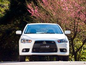 Ver foto 3 de Mitsubishi Lancer iO 2012