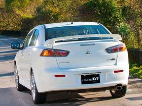 Ver foto 11 de Mitsubishi Lancer iO 2012