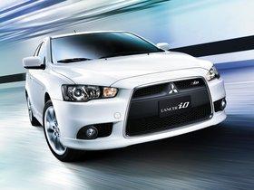 Ver foto 10 de Mitsubishi Lancer iO 2012