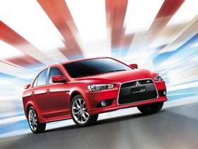Ver foto 8 de Mitsubishi Lancer iO 2012