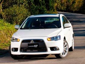 Ver foto 7 de Mitsubishi Lancer iO 2012