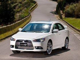 Ver foto 6 de Mitsubishi Lancer iO 2012