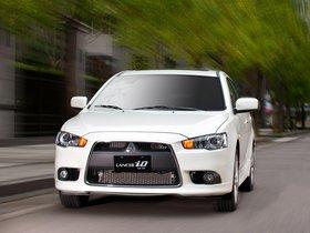 Ver foto 4 de Mitsubishi Lancer iO 2012