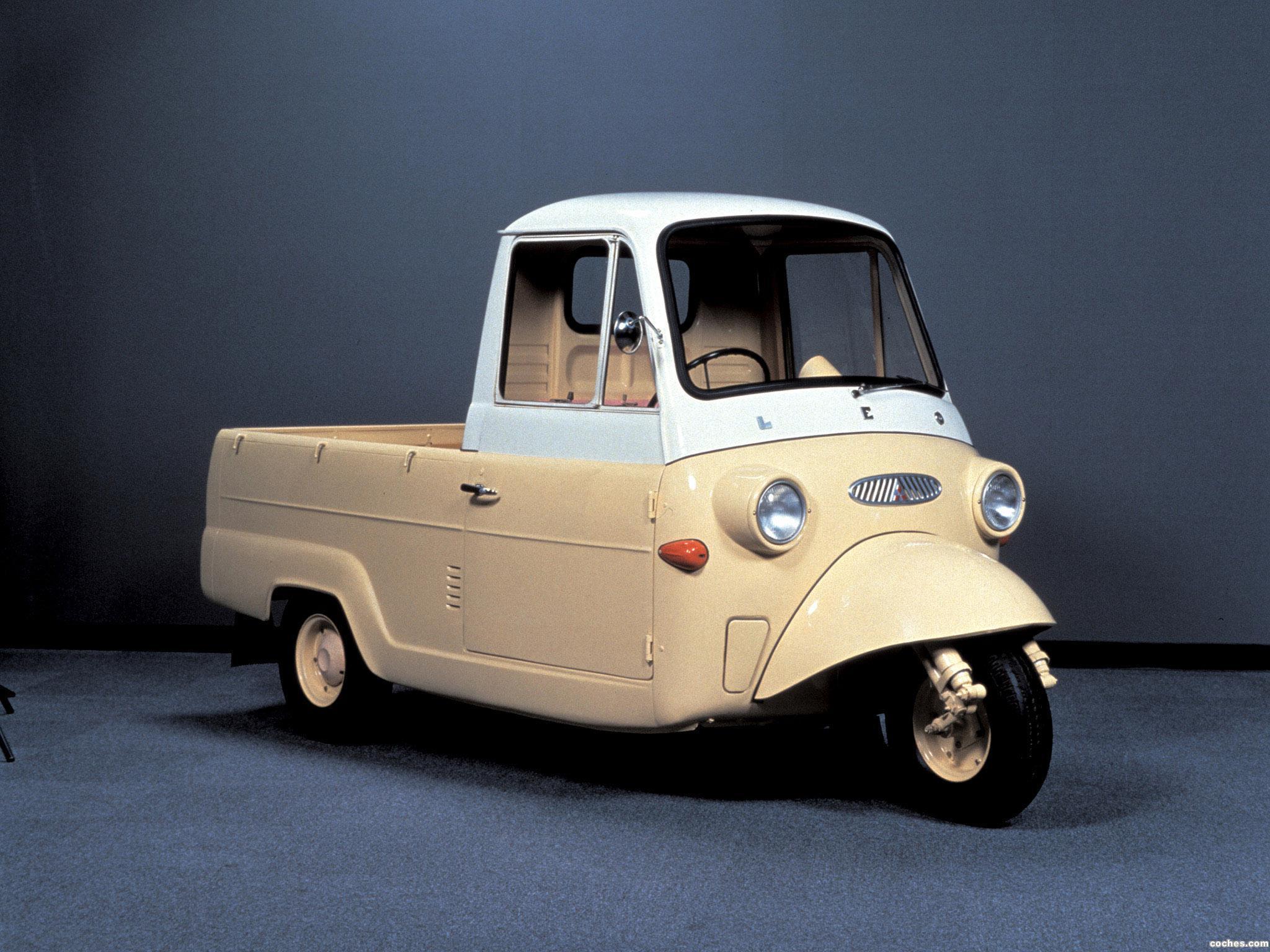Foto 0 de Mitsubishi Leo 1959
