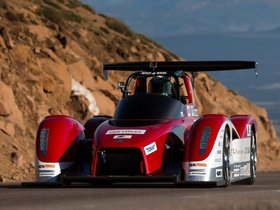 Fotos de Mitsubishi MiEV Evolution II All Electric Pikes Peak Race Car 2013