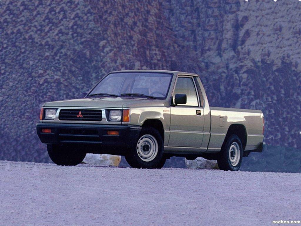Foto 0 de Mitsubishi Mighty Max 1996