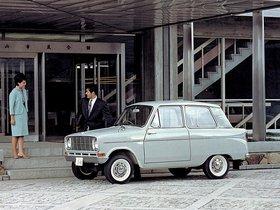 Ver foto 2 de Mitsubishi Minica 1962
