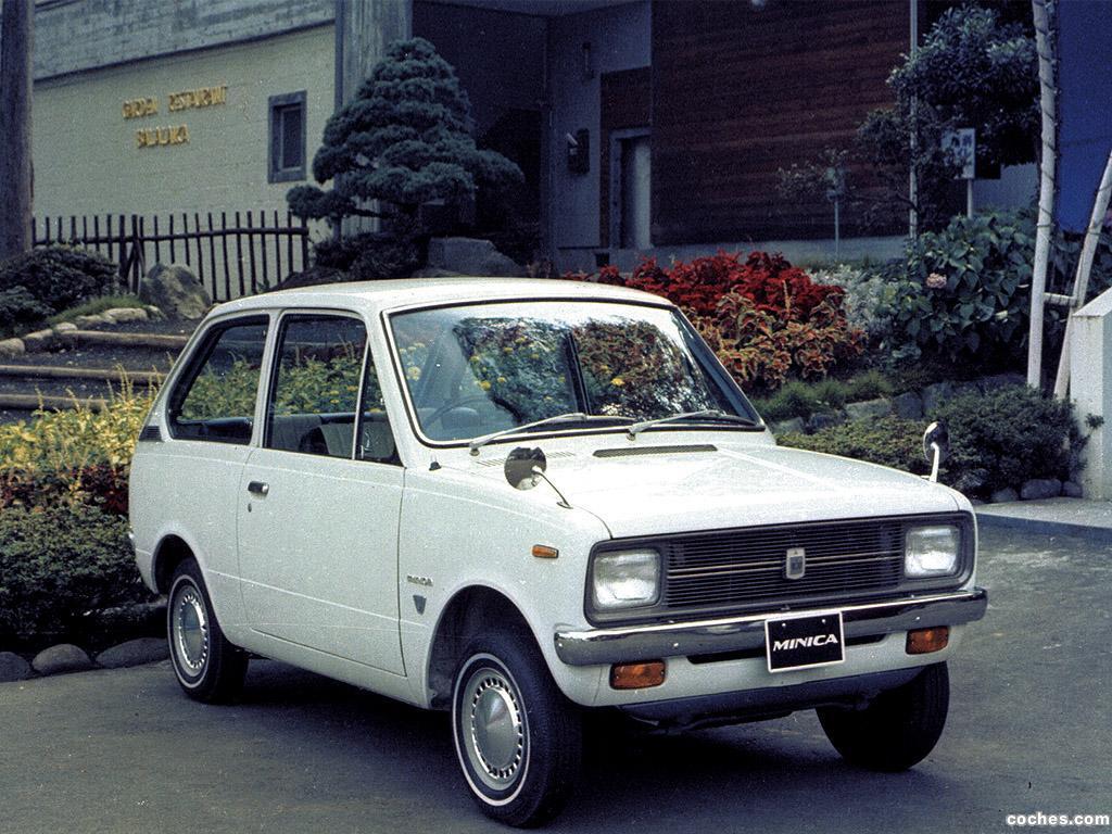 Foto 0 de Mitsubishi Minica 1969