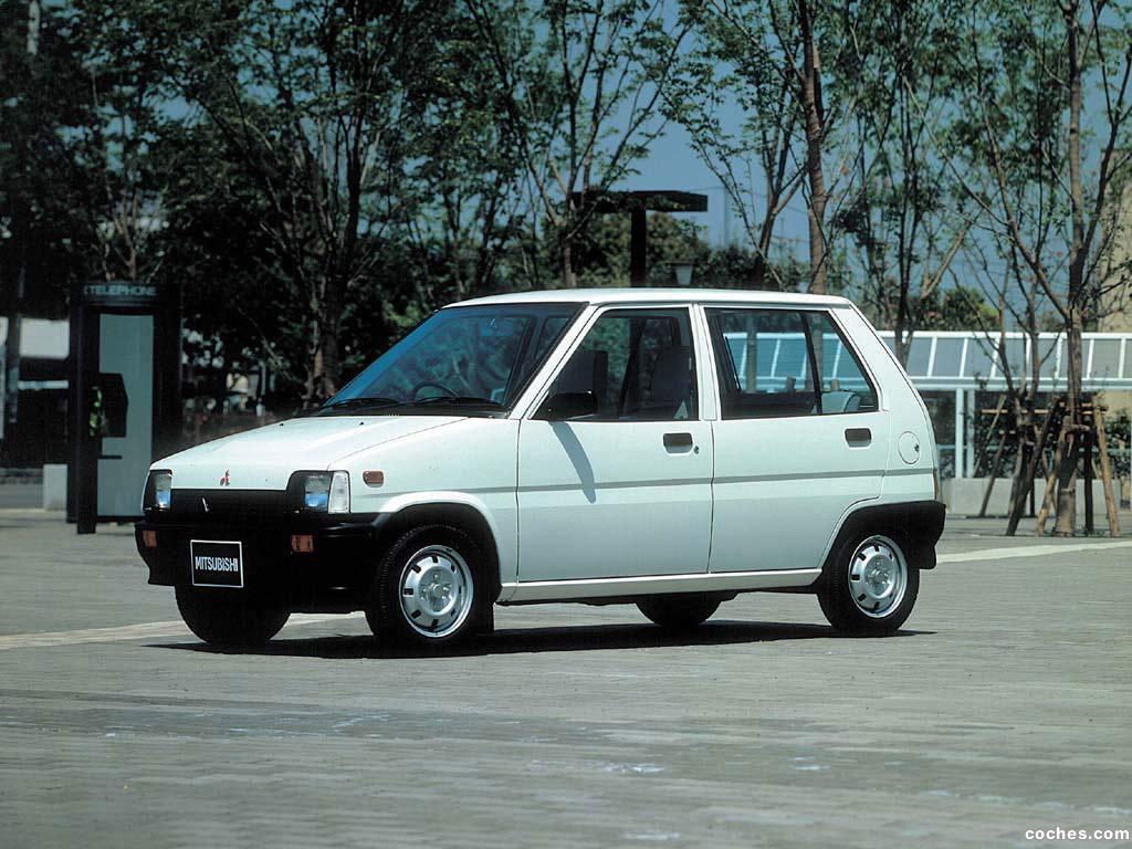 Foto 0 de Mitsubishi Minica 1984
