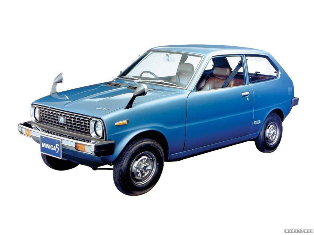 Foto 0 de Mitsubishi Minica 5 1976
