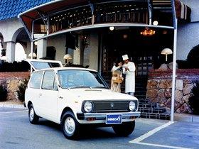 Ver foto 2 de Mitsubishi Minica 5 Van 1976