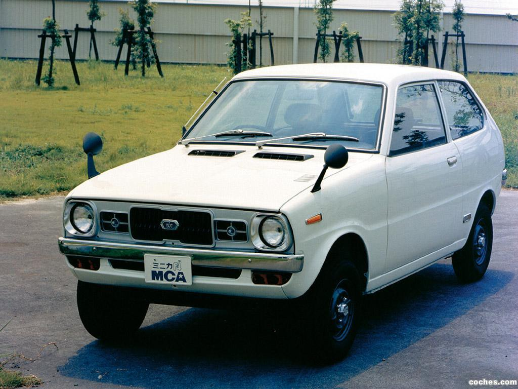 Foto 0 de Mitsubishi Minica F4 1976