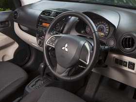 Ver foto 30 de Mitsubishi Mirage Australia 2013