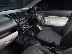 Ver foto 28 de Mitsubishi Mirage Australia 2013