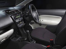 Ver foto 27 de Mitsubishi Mirage Australia 2013