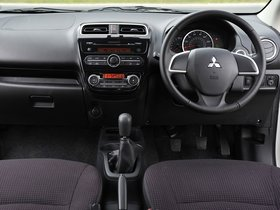Ver foto 10 de Mitsubishi Mirage UK 2013