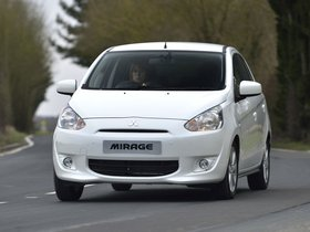 Ver foto 1 de Mitsubishi Mirage UK 2013